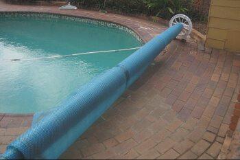 Remplacement toile de piscine